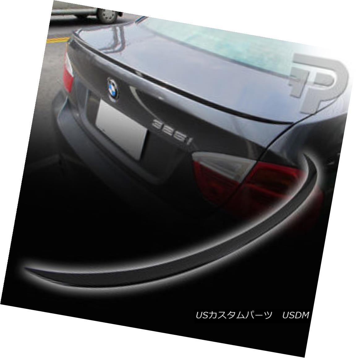 エアロパーツ PAINTED BMW 3-SERIES E90 SEDAN M3 TYPE REAR TRUNK SPOILER ▼ 塗装BMW 3シリーズE90セダンM3タイプリアトランクスポイラー?