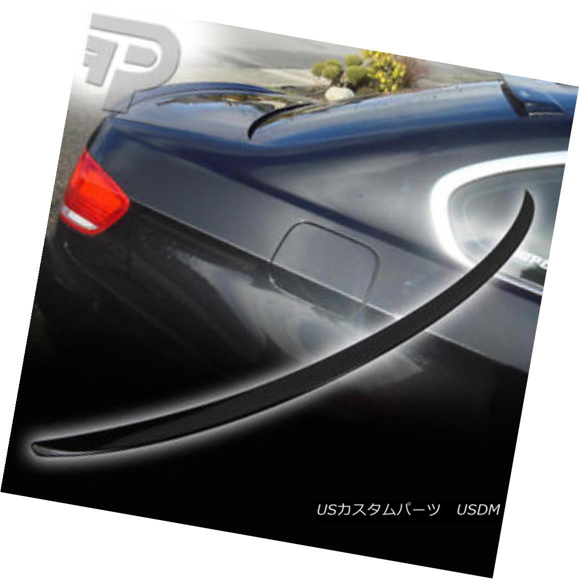 エアロパーツ PAINTED E92 2D COUPE BMW M3 TYPE TRUNK BOOT REAR SPOILER A22 ▼ 塗装済みE92 2DカップリングBMW M3タイプトランクブーツリアスポイラA22?