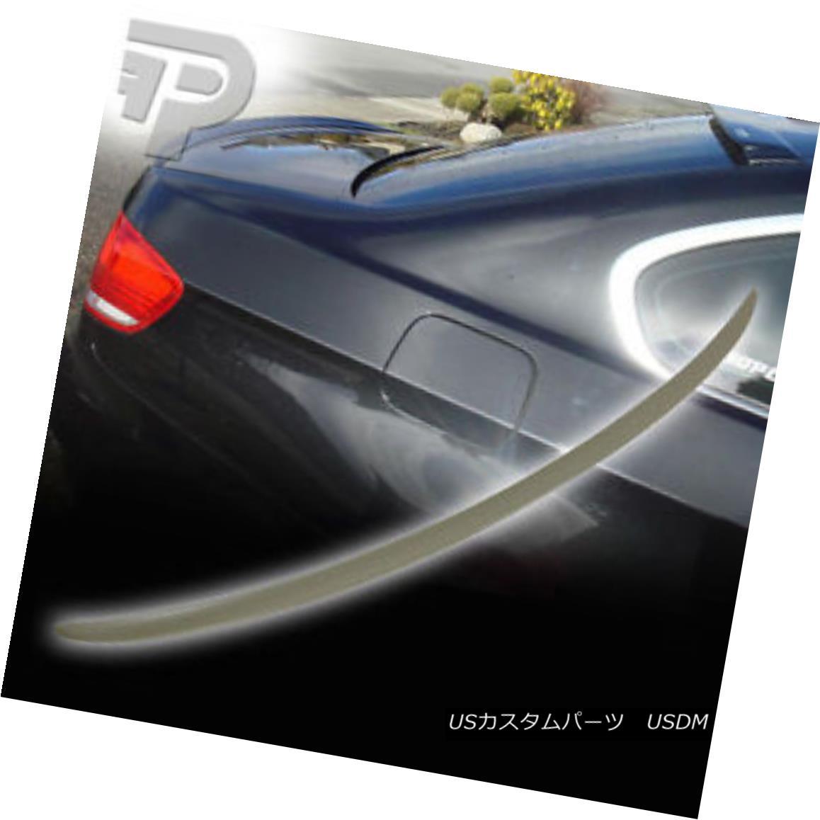 エアロパーツ BMW 3 SERIES E92 2D COUPE M3 TYPE REAR BOOT TRUNK SPOILER 07+▼ BMW 3シリーズE92 2DカップリングM3タイプリア・ブーツ・トランク・スポイラー07+?