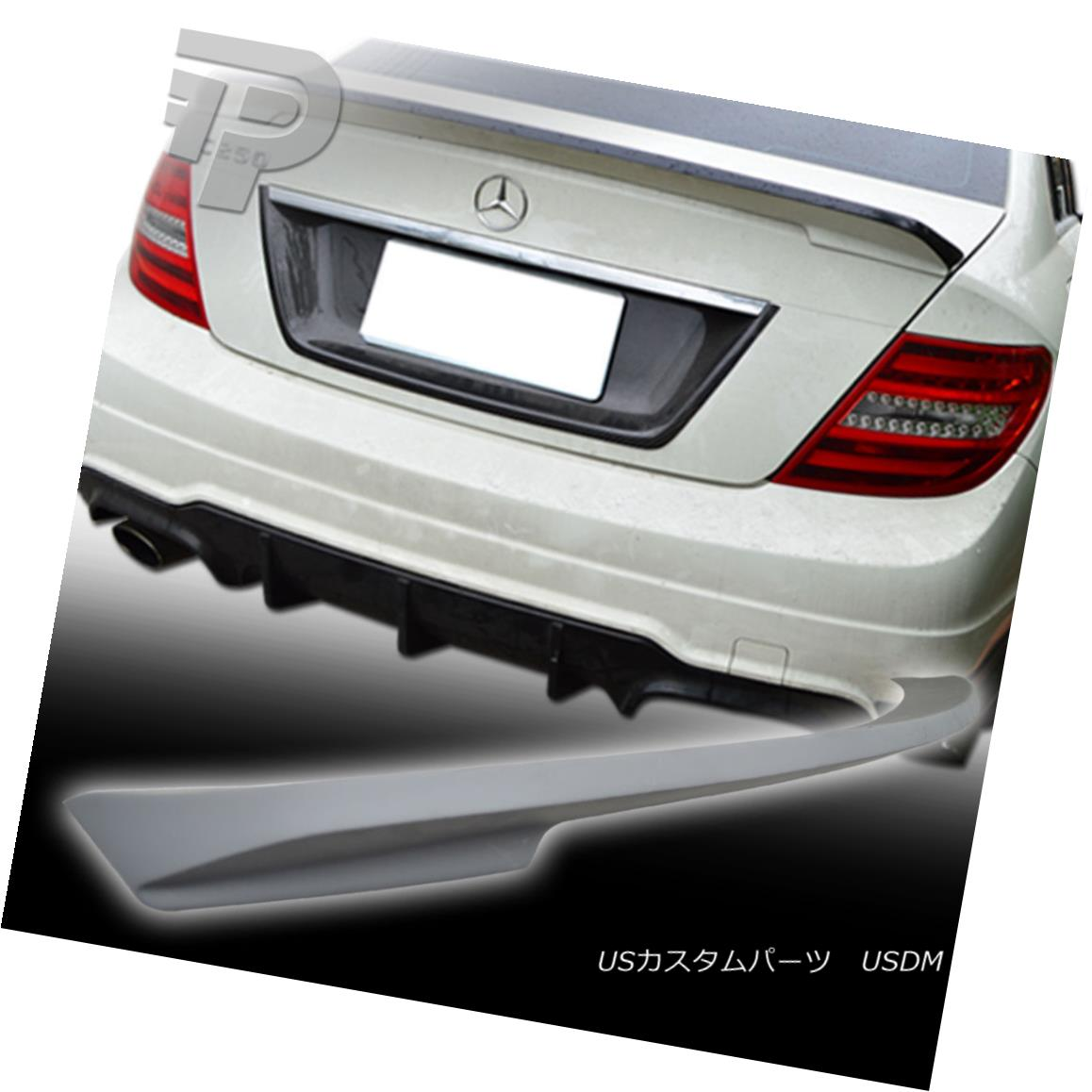 UNPAINTED 03-07 FOR HONDA ACCORD 7 SEDAN F-STYLE ROOF SPOILER WING