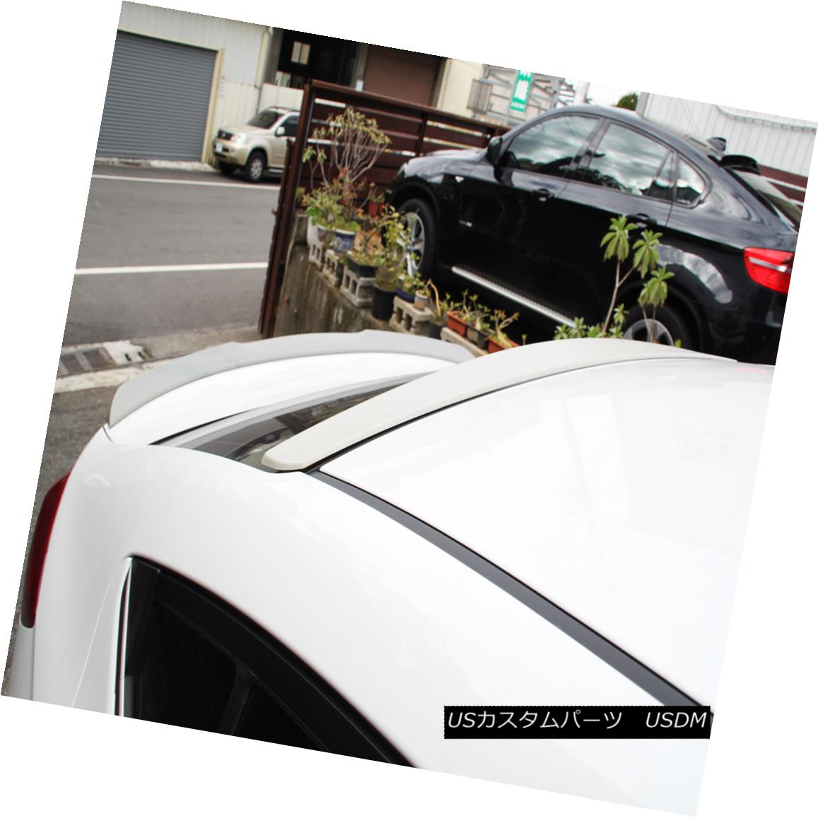 Trunk Lip Rear Wing Spoiler Painted For Hyundai Genesis Coupe 2010~2013