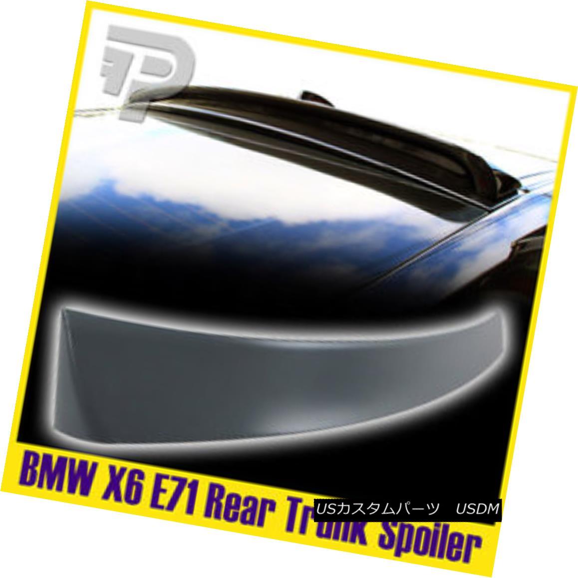 Stock H Type Rear Roof Spoiler Wing For Chrysler 200 4Drs 2011-2014 Sedan