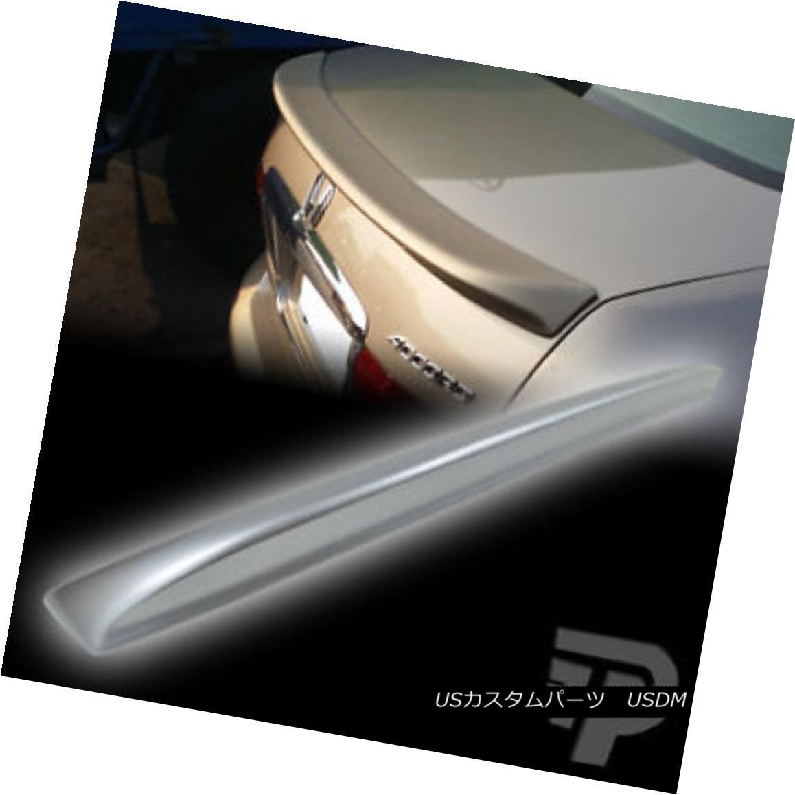 エアロパーツ Painted FRP FOR Honda Accord Sedan 03-05 OE Type Rear Trunk Spoiler Wing ホンダアコードセダン用FRP塗装03-05 OEタイプリアトランクスポイラーウイング