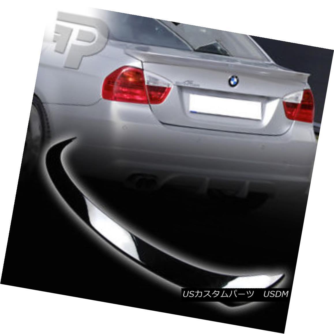 エアロパーツ PAINTED BMW 3-SERIES E90 SEDAN A TYPE REAR TRUNK SPOILER 325i 318d 2011 ペイントされたBMW 3シリーズE90セダンAタイプのリアトランク・スポイラー325i 318d 2011