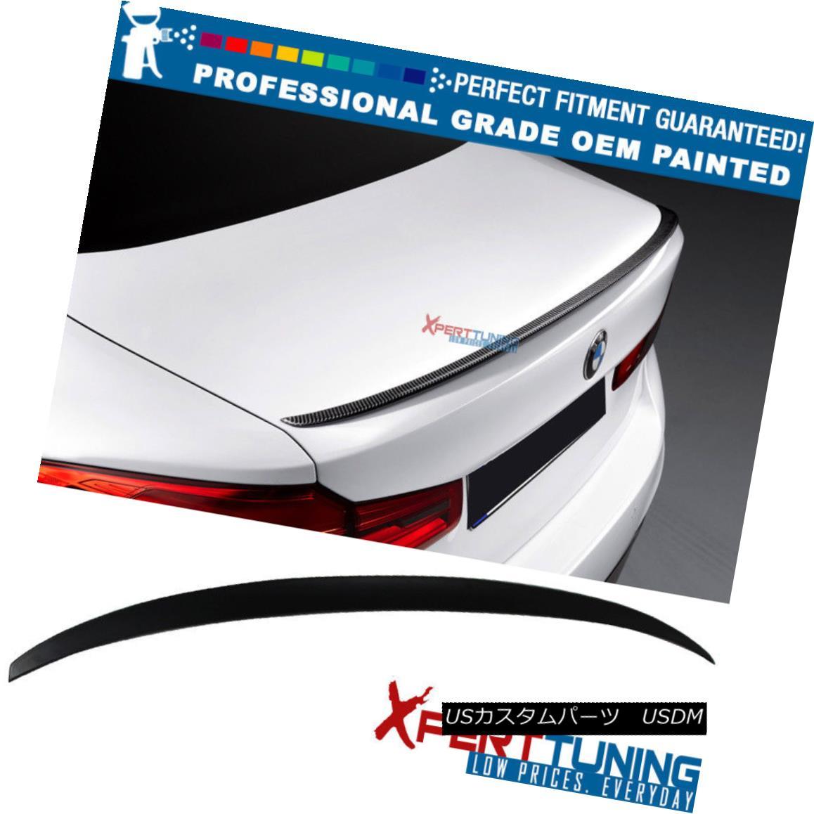 UNPAINTED AUDI A4 B6 4D Sedan REAR ROOF SPOILER 02-05 NEW