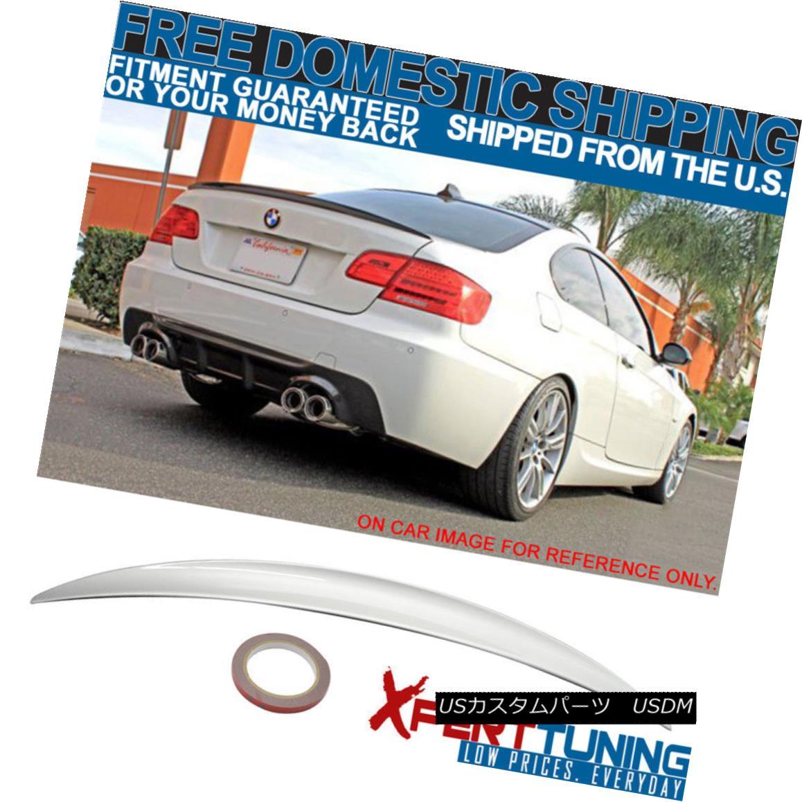 【限定価格セール!】 エアロパーツ FIT 07-13 BMW BMW 3 Series E93 Trunk 07-13 Spoiler Trunk Painted Titanium Silver Metallic #354 FIT 07-13 BMW 3シリーズE93トランクスポイラーペイントチタンシルバーメタリック#354, ビワールデコ:0b595f8e --- esef.localized.me