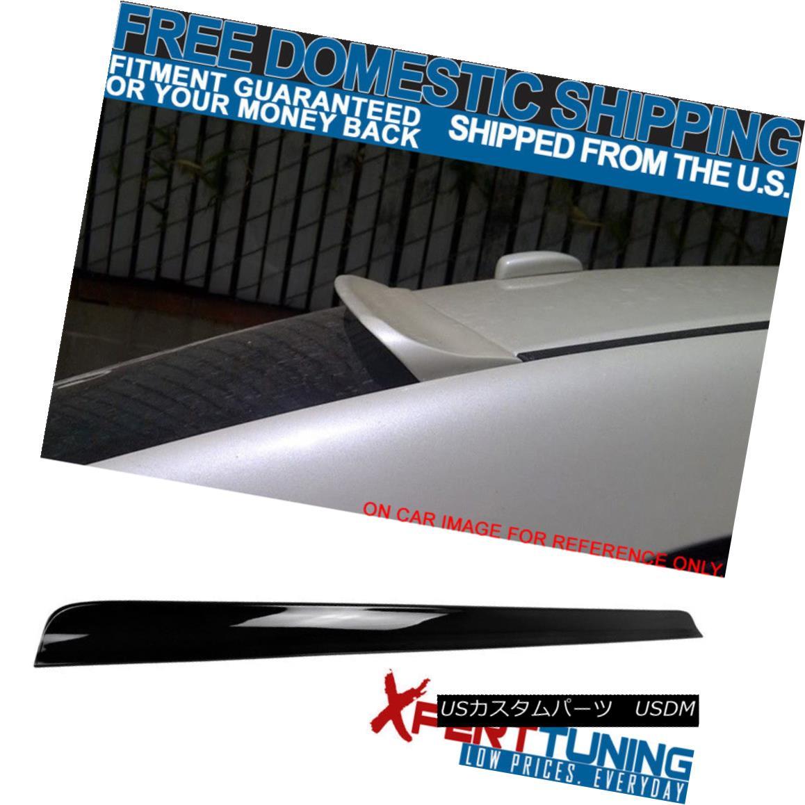 エアロパーツ 14-15 BMW F32 2Dr Rear Roof Spoiler Painted # 668 Jet Black 14-15 BMW F32 2Drリアルーフスポイラー塗装#668ジェットブラック