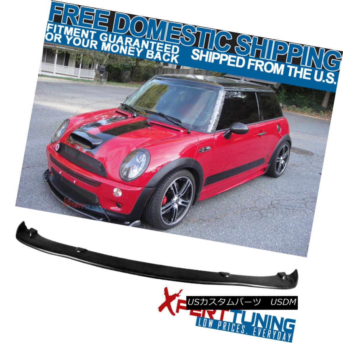 EOS Plate For 11-13 Mini Cooper Hatch Full Sized Front Tow Hook License Bracket