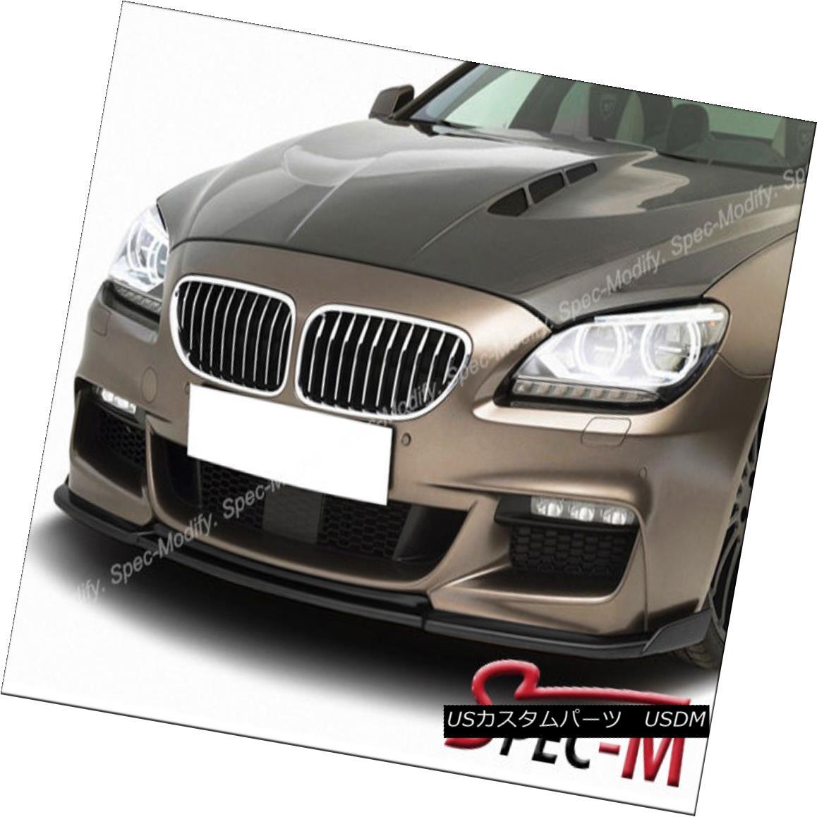 高速配送 エアロパーツ HM Style Bumper Carbon Fiber F12 Front Bumper Lip HM For BMW F06 F12 F13 M Sports Bumper Only HMスタイルカーボンファイバーフロントバンパーリップfor BMW F06 F12 F13 Mスポーツバンパーのみ, ガーデン太郎:37eb3e1c --- kalpanafoundation.in