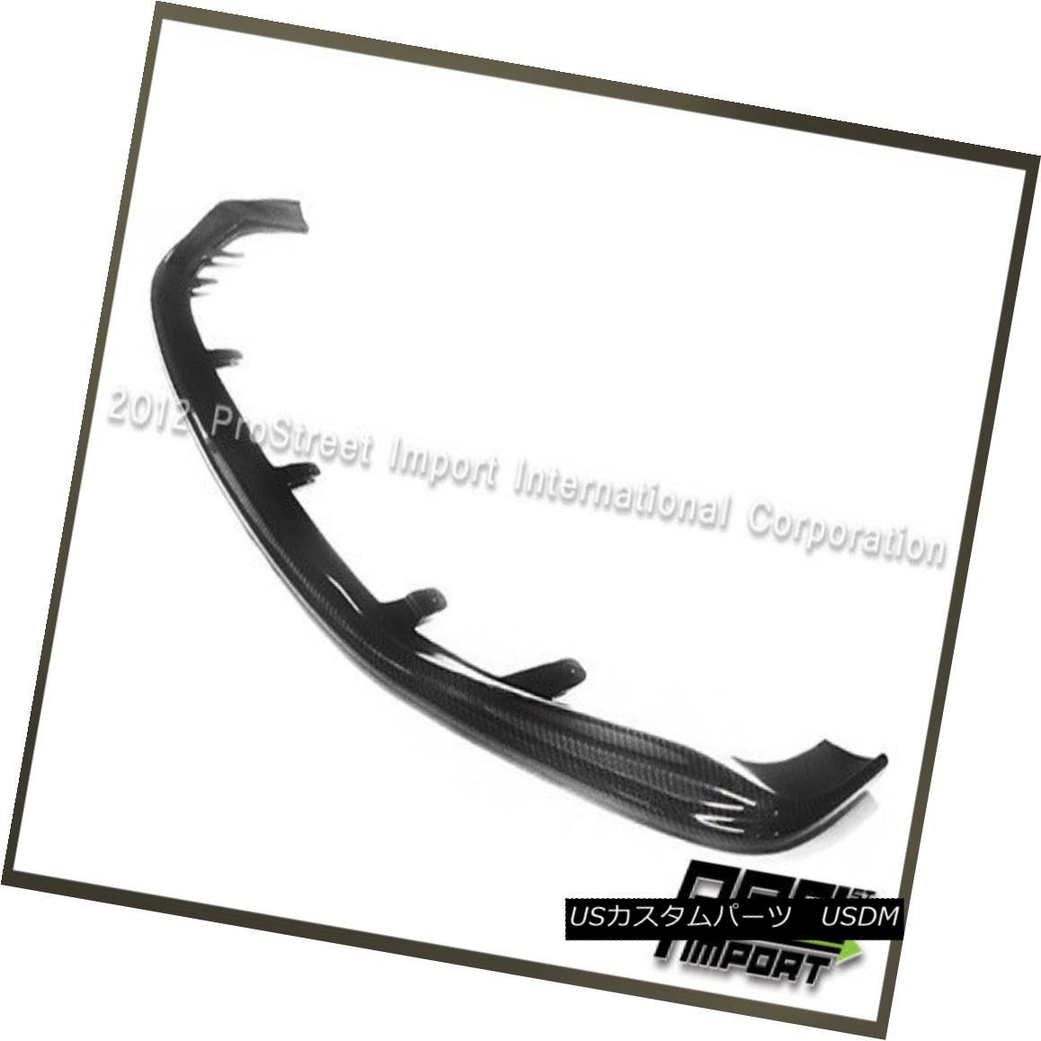 エアロパーツ Performance Carbon Fiber Front Add On Lip For 2013+ IS300h IS250 IS350 F Sports パフォーマンスカーボンファイバーフロントは、2013 + IS300h IS250 IS350 Fスポーツ