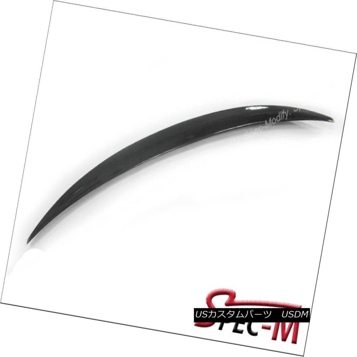 エアロパーツ Performance Type Carbon Fiber Tail Wing Spoiler For 2012+ 320i 328i 335i Sedan パフォーマンスタイプカーボンファイバーテールウィングスポイラー2012 + 320i 328i 335iセダン