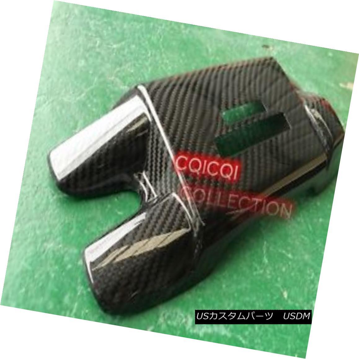 エアロパーツ Carbon Fiber Engine Motor Cover for 12~16 GT86 Scion FRS Subaru BRZ ◎ 12?16 GT86サイオンFRSスバルBRZ用カーボンファイバーエンジンモーターカバー?