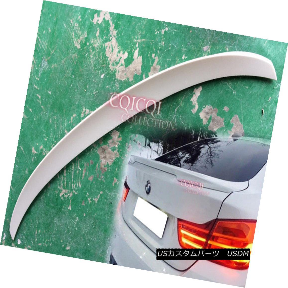 エアロパーツ Painted BMW F36 4-series gran coupe performance type trunk spoiler color:300 ◎ ペイントされたBMW F36 4シリーズグランクーペのパフォーマンスタイプのトランクスポイラーの色:300?