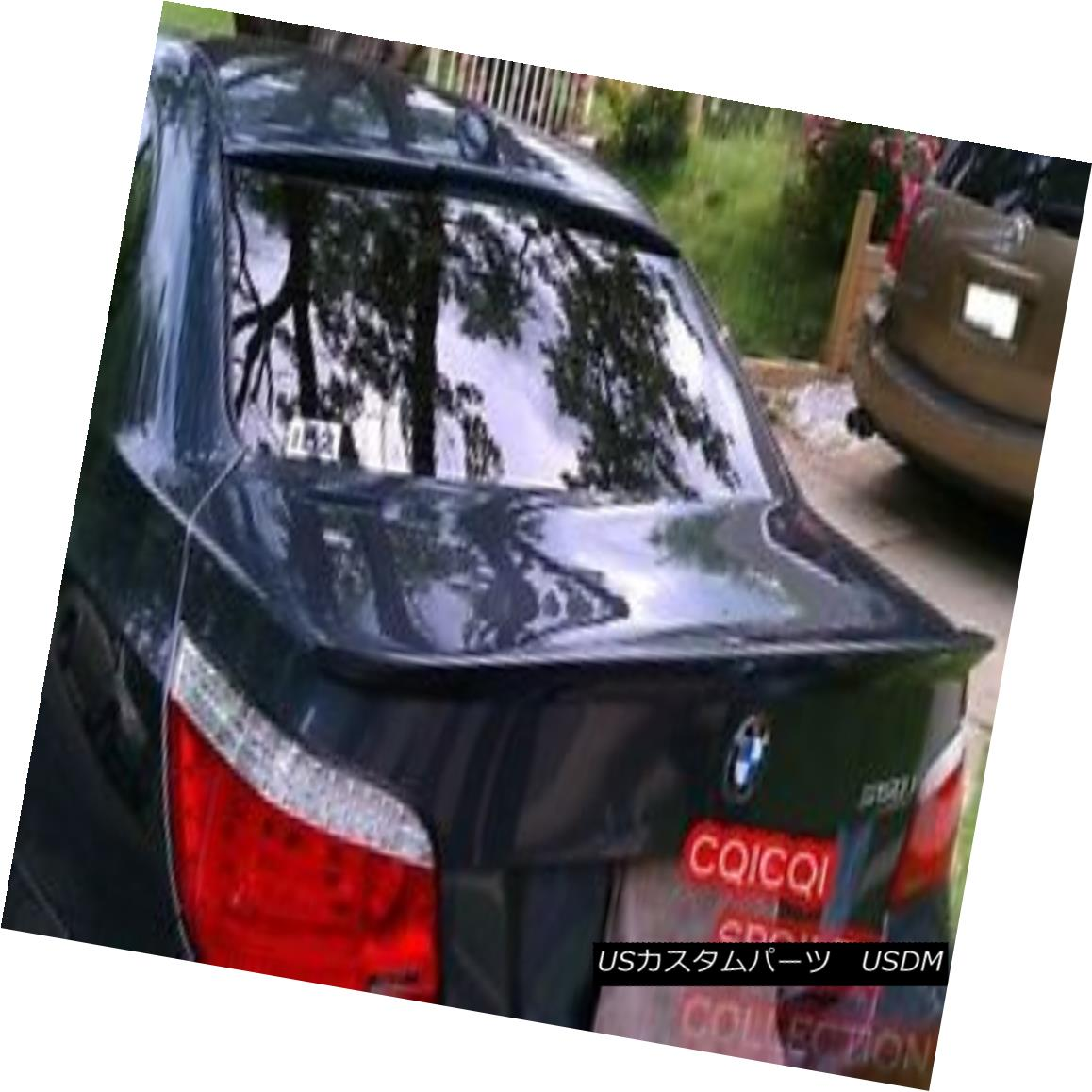 エアロパーツ Painted BMW 04-10 E60 5-series Sedan AC type trunk spoiler color:A52 ◎ ペイントされたBMW 04-10 E60 5シリーズセダンACタイプのトランクスポイラーの色:A52?