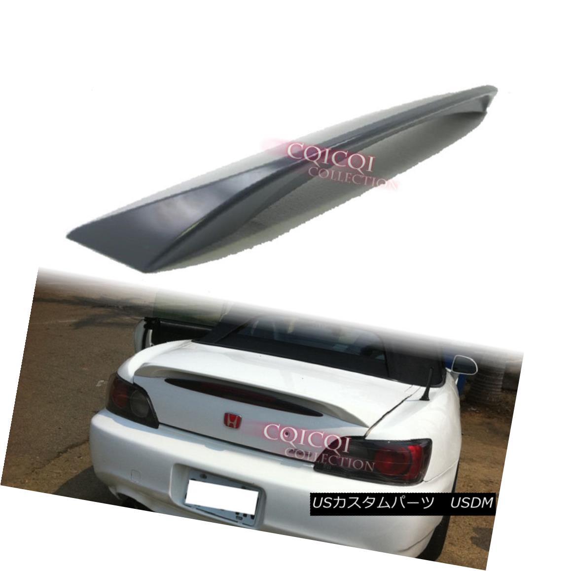 エアロパーツ Painted Honda 00-09 S2000 OEM type rear trunk spoiler color: NH565 White ◎ 塗装ホンダ00-09 S2000 OEMタイプの後部トランクスポイラーカラー:NH565ホワイト?