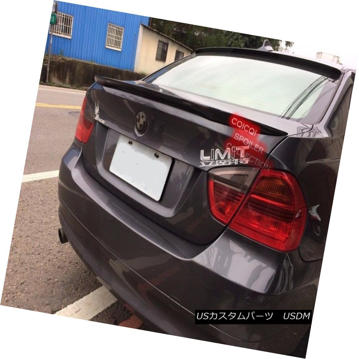 エアロパーツ Painted BMW 06~11 E90 3-series sedan Performance type trunk spoiler◎ ペイントされたBMW 06?11 E90 3シリーズセダンパフォーマンスタイプのトランク・スポイラー?