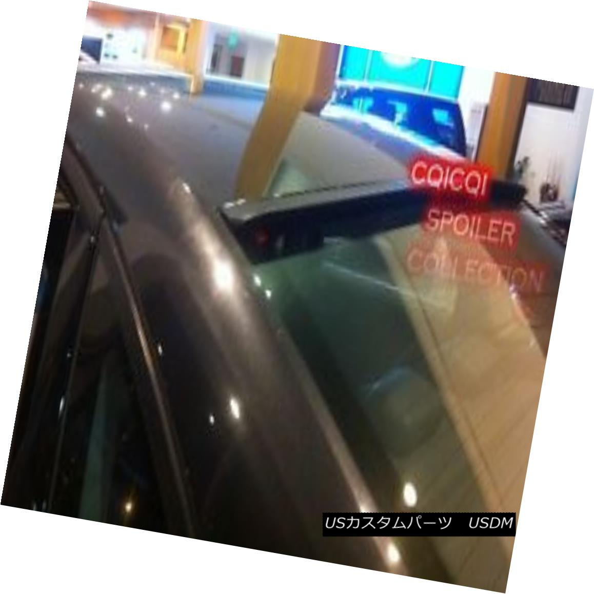 エアロパーツ Unpainted roof spoiler for FORD 2011~2014 Mondeo MK4 sedan ◎ FORD 2011?2014 Mondeo MK4セダンの未塗装ルーフスポイラー?