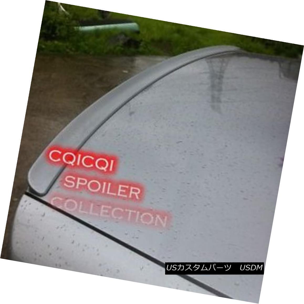 エアロパーツ Painted Trunk Lip Spoiler For BMW e46 Convertible color: 354 Titan Silver ◎ BMW e46用ペイントトランクリップスポイラーコンバーチブルカラー:354 Titan Silver?