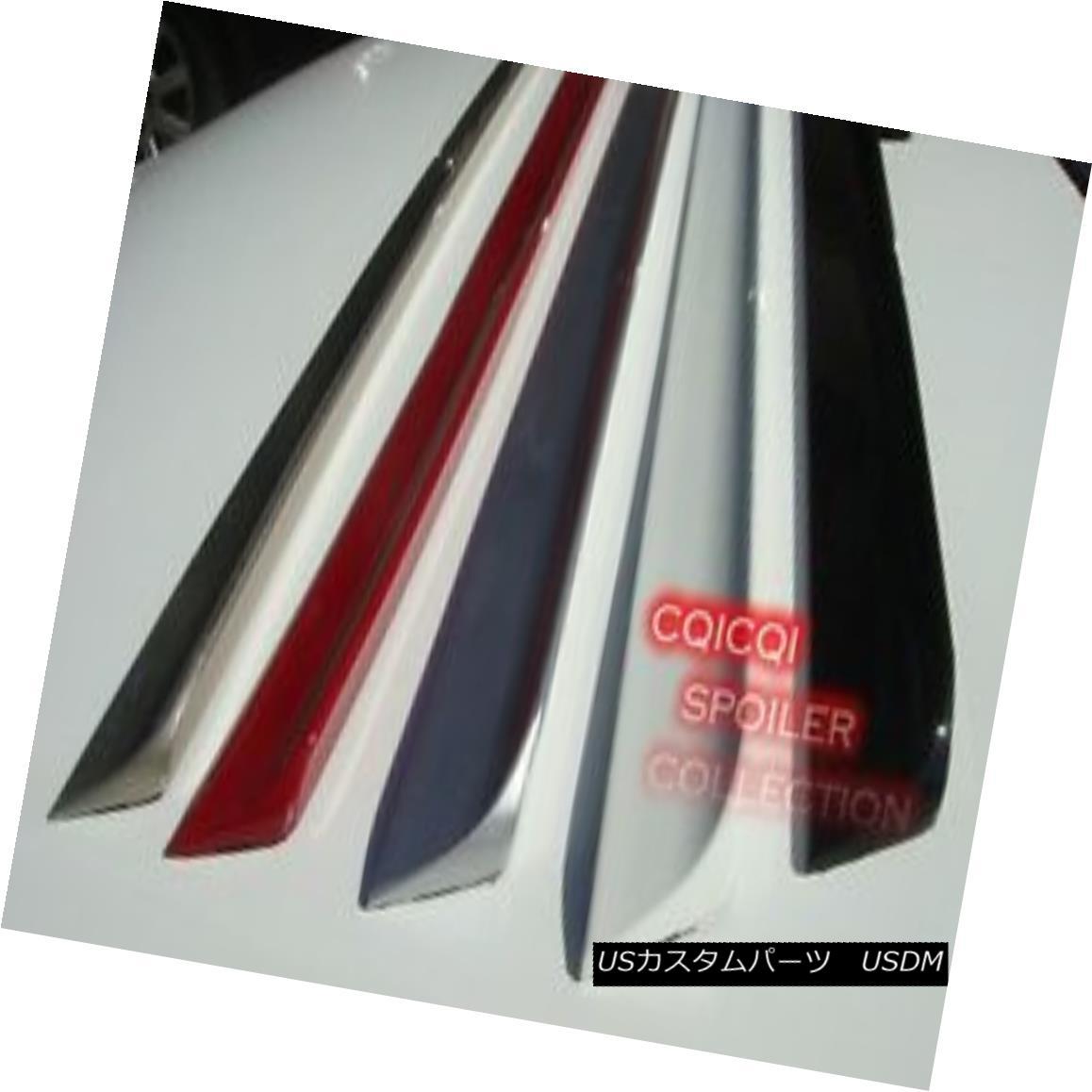 エアロパーツ Painted Trunk Lip Spoiler For 99~05 MERCEDES BENZ w220 S class sedan ◎ 塗装トランクリップスポイラー99?05メルセデスベンツw220 Sクラスセダン?