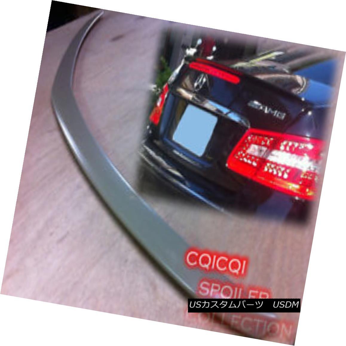 エアロパーツ Unpainted M-BENZ 10~16 C207 E class Coupe Convertible AMG type trunk spoiler ◎ 未塗装のM-BENZ 10?16 C207 Eクラスクーペ・コンバーチブルAMGタイプのトランク・スポイラー?