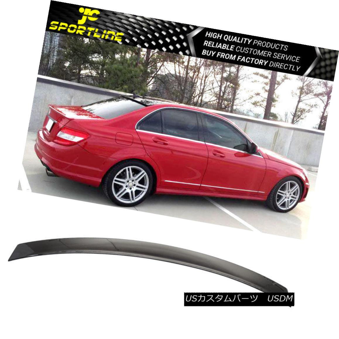Painted Rear Trunk /& Roof Spoiler Fit Benz E-Class W213 Sedan 4D OE Type 2017up