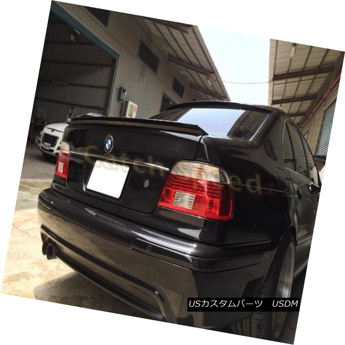 エアロパーツ Painted A Type Rear Roof + V Trunk Spoiler For 5-series BMW E39 Sedan 1997~03 ? 5シリーズBMW E39セダン1997年?03年のための塗装タイプリア屋根+ Vトランク・スポイラー?