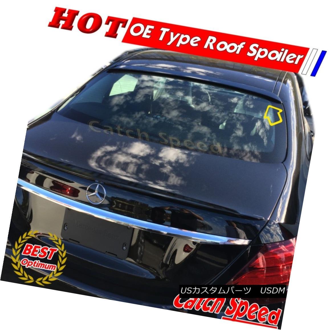 エアロパーツ Carbon Spoiler Fiber OE Style Carbon Roof Spoiler Wing For Style Mercedes Benz 2016-18 W213 Sedan メルセデスベンツ2016-18 W213セダン用炭素繊維OEスタイルルーフスポイラーウイング, SELECT HOUSE:5f563196 --- sunward.msk.ru