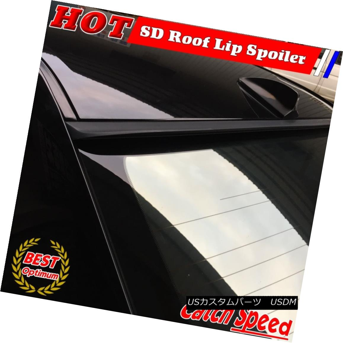エアロパーツ Painted SD Style Rear Window Roof Spoiler Wing For Audi A8 D3 4E 2003~2009 Sedan 塗装済みSDスタイルリアウインドルーフスポイラーウイングfor Audi A8 D3 4E 2003?2009セダン