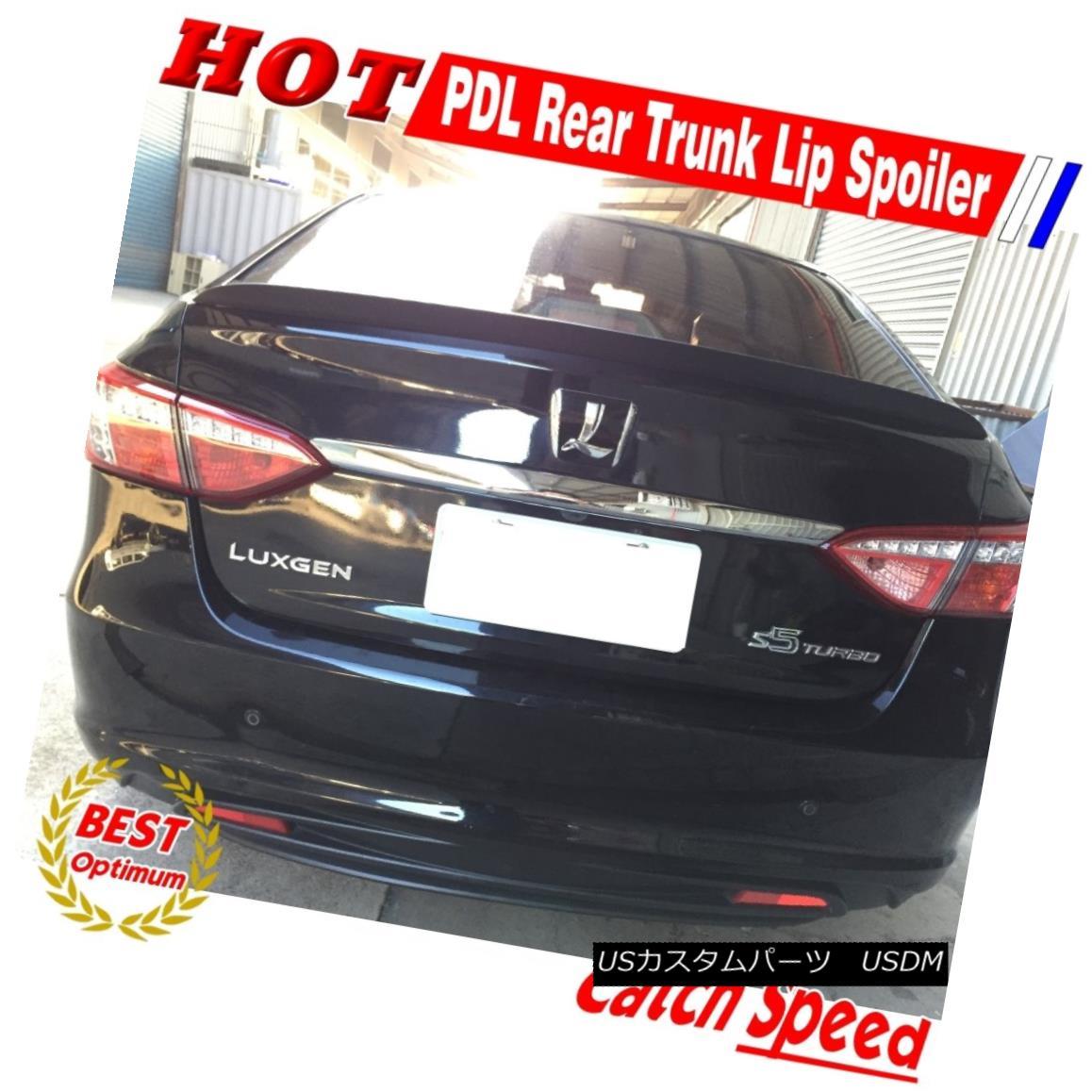 エアロパーツ Painted P Style Rear Trunk Spoiler Wing For Audi A6 C6 2005~2009 Sedan ペイントされたPスタイルのリアトランク・スポイラー・ウィングfor Audi A6 C6 2005?2009セダン