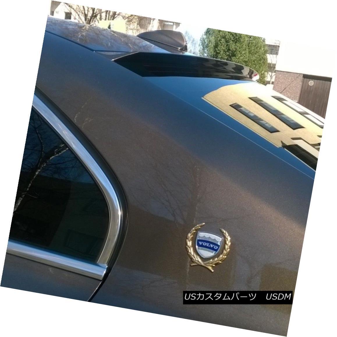 エアロパーツ Painted LRS Style Rear Roof Spoiler For Dodge Charger SRT8 Sedan 2011 - 2014 ? ダッジチャージャーSRT8セダン2011 - 2014のための塗装LRSスタイルのリアルーフスポイラー?