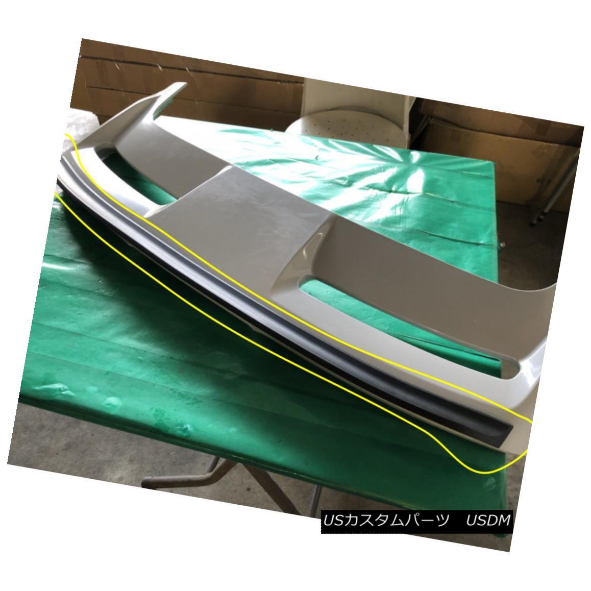 エアロパーツ Painted 244SG Add-on ST Rear Trunk Spoiler For 11~18 Ford Focus MK3 Hatchback 塗装済み244SGアドオンSTリアトランク・スポイラー11?18用Ford Focus MK3ハッチバック