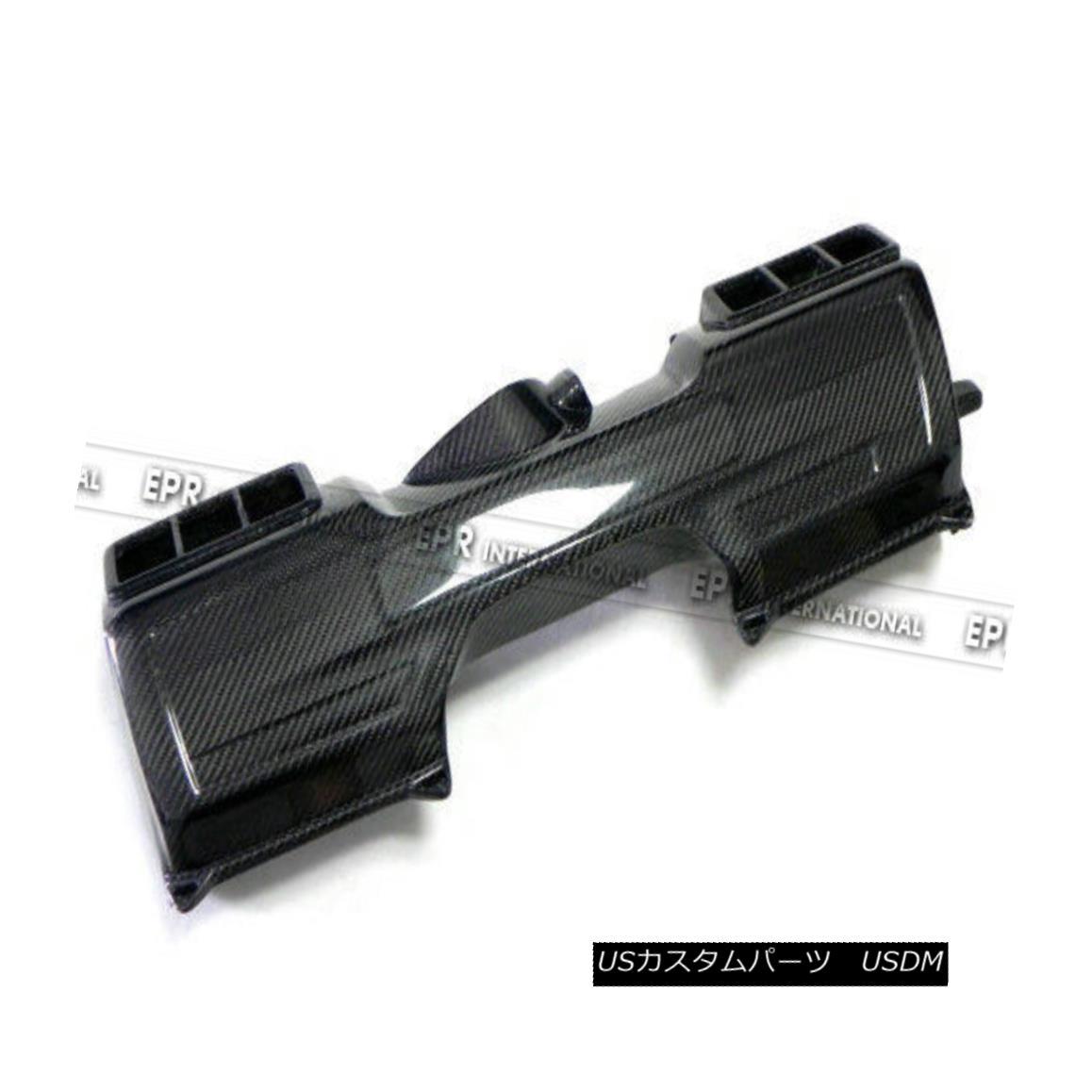 エアロパーツ Carbon Fiber Air Box Cover Plates Panel Parts For Porsche 911 997 Carrera 4 GTS カーボンファイバーエアボックスカバープレートポルシェ911 997カレラ4 GTS用パネルパーツ