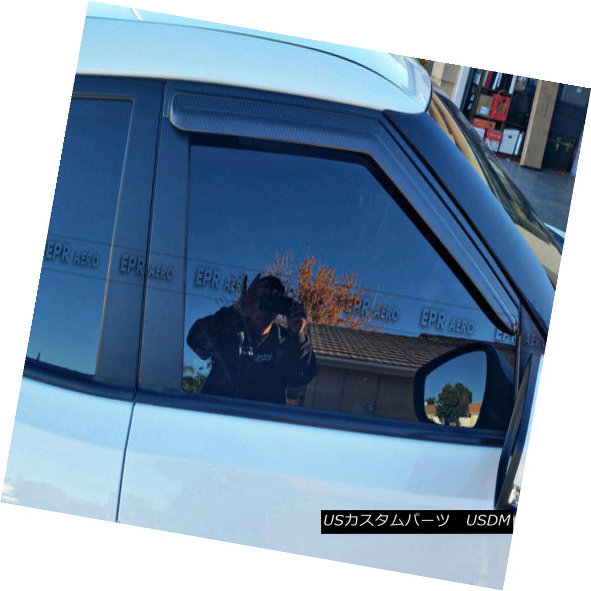 エアロパーツ Carbon Fiber Wind エアロパーツ Deflector Window Veloster Visor Protector For Hyundai Hyundai Veloster Hyundai Veloster用カーボンファイバーウィンドデフレクター窓用バイザープロテクター, 愛知工務店:8ca43c41 --- reinhekla.no