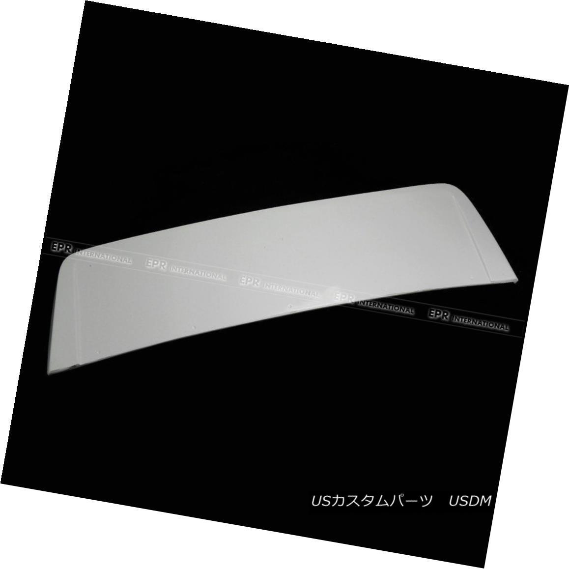 エアロパーツ Rear Trunk Spoiler Boot Wing For AE86 Levin Corolla Hatchback DM Style FRP Fiber AE86レビンカローラハッチバックDMスタイルFRPファイバー用リアトランクスポイラーブーツウィング