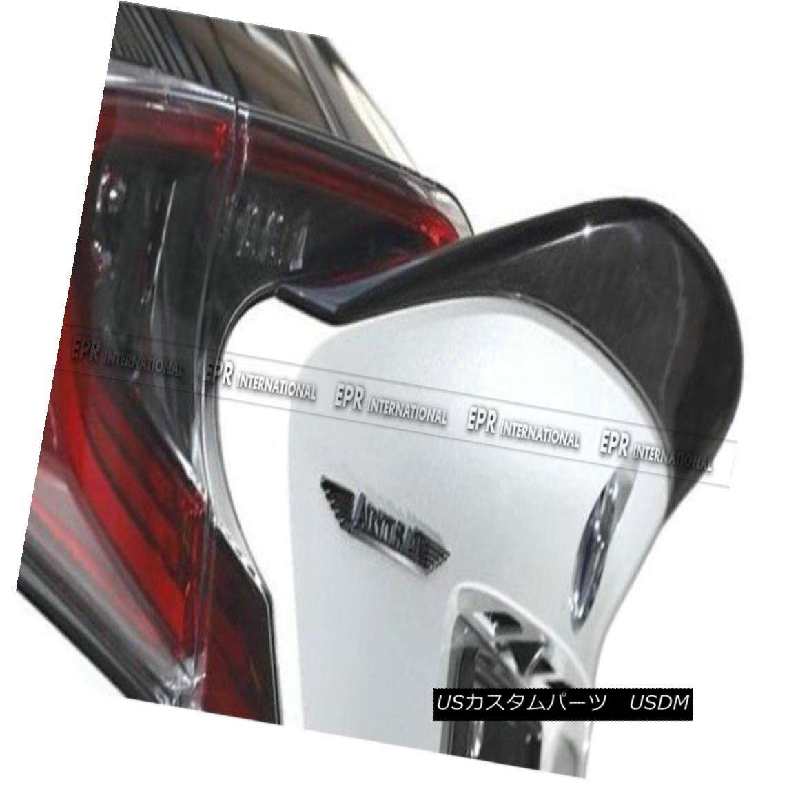 エアロパーツ on For Rear Toyota C-HR Rear Gate Spoiler ARS ARS Style Rear Trunk Wing Add on Carbon Fiber トヨタC-HRリア・ゲート・スポイラーARSスタイルリア・トランク・ウィング・カーボン・ファイバー, ARTPHERE(アートフィアー)E-SHOP:759f0296 --- officewill.xsrv.jp