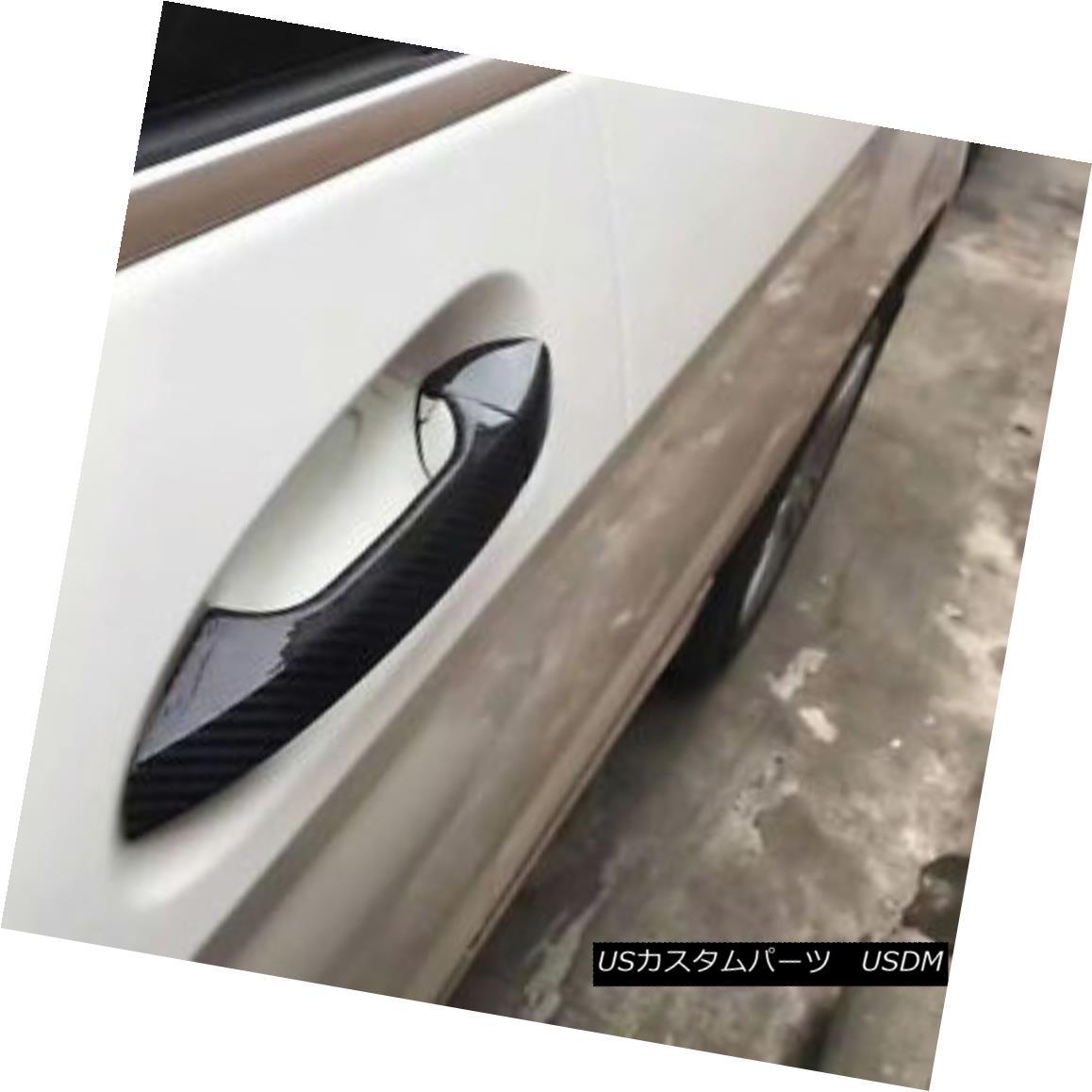 車用品 バイク用品 >> パーツ 外装 エアロパーツ その他 Outter 安全 Door Handle Cover 保障 Bar ベンツ15-16のための外側ドアハンドルカバーGLAクラスバートリム炭素繊維の外観 For Benz Fiber GLA Carbon 15-16 Exterior Class Trim