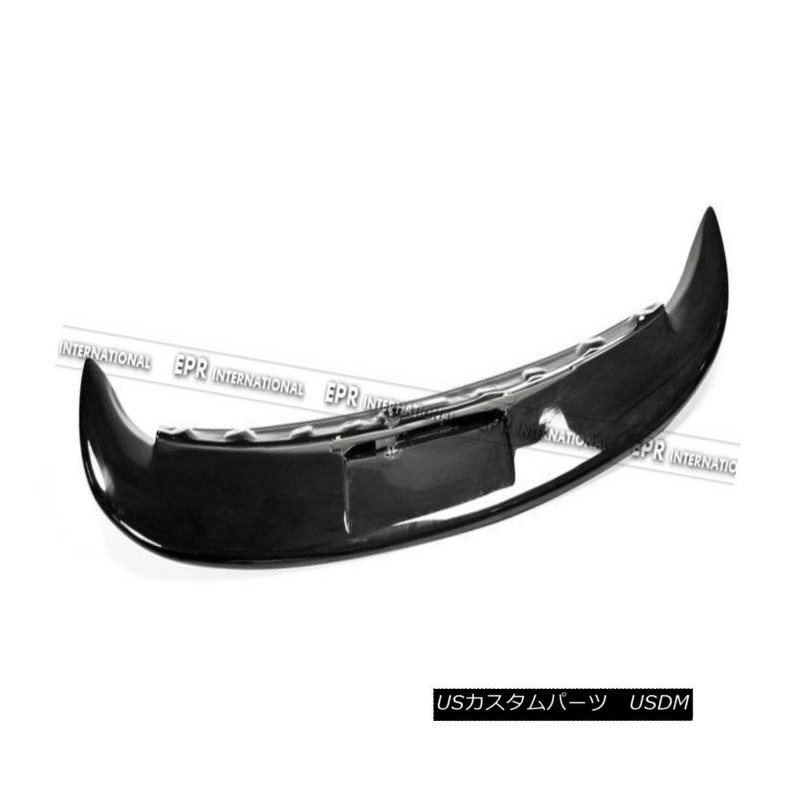 エアロパーツ AER Rear Trunk Spoiler Wing (Non Turbo Only) For Hyundai Veloster D-Style FRP Hyundai Veloster D-Style FRP用AERリアトランク・スポイラー・ウイング(ノン・ターボのみ)