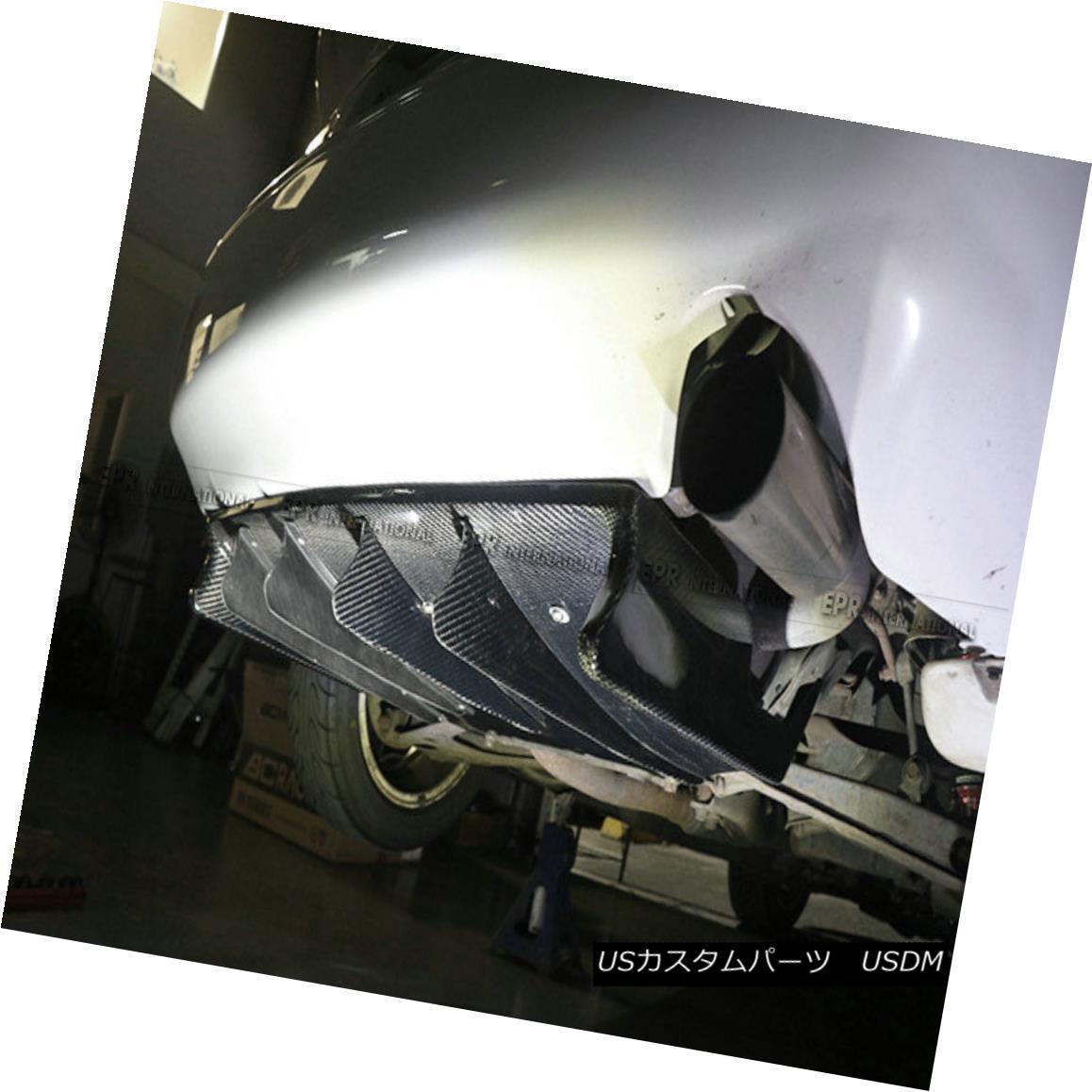 エアロパーツ Miata Rear Bumper Diffuser Lip For Mazda MX5 NA Carbon Diffuser Miata Roadster Carbon Fiber JS-Style マツダMX5用のリアバンパーディフューザーリップMiataロードスターカーボンファイバーJSスタイル, イトマンシ:8d715149 --- officewill.xsrv.jp