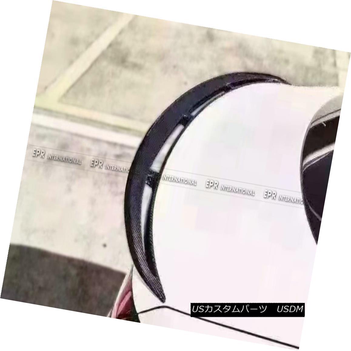 エアロパーツ For Volkswagon 09-12 Passat CC Karztec Carbon Fiber Rear Trunk Spoiler Wing Kit フォルクスワーゲン09-12 Passat CC Karztecカーボンファイバーリアトランク・スポイラー・ウィング・キット