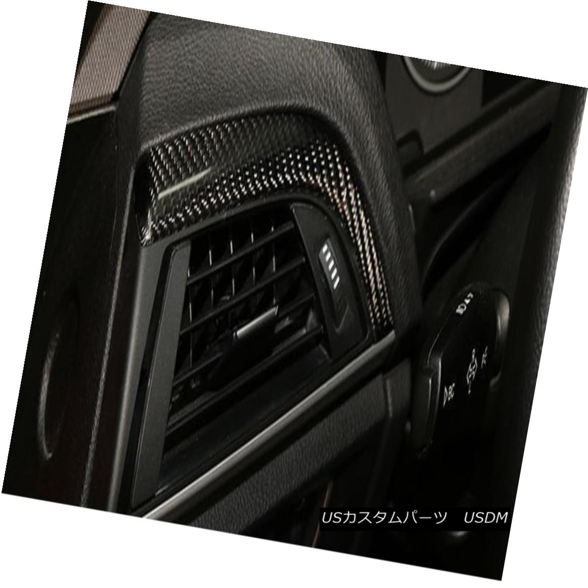 エアロパーツ Carbon For BMW 2 Series F22 F23 Low Model Interier Dash Trim Cover 5Pcs Kits カーボンBMW 2シリーズF22 F23用低モデルインテリアダッシュトリムカバー5個キット