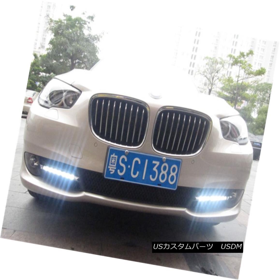 車用品 バイク用品 >> パーツ 外装 エアロパーツ その他 LED Daytime Running Light For 5シリーズGT Regular GT LEDデイタイムランニングライトBMW 09-13 5 Bumper Series Decorate 爆売りセール開催中 DRL 09-13レギュラーバンパーDRLデコレーション BMW 激安通販販売