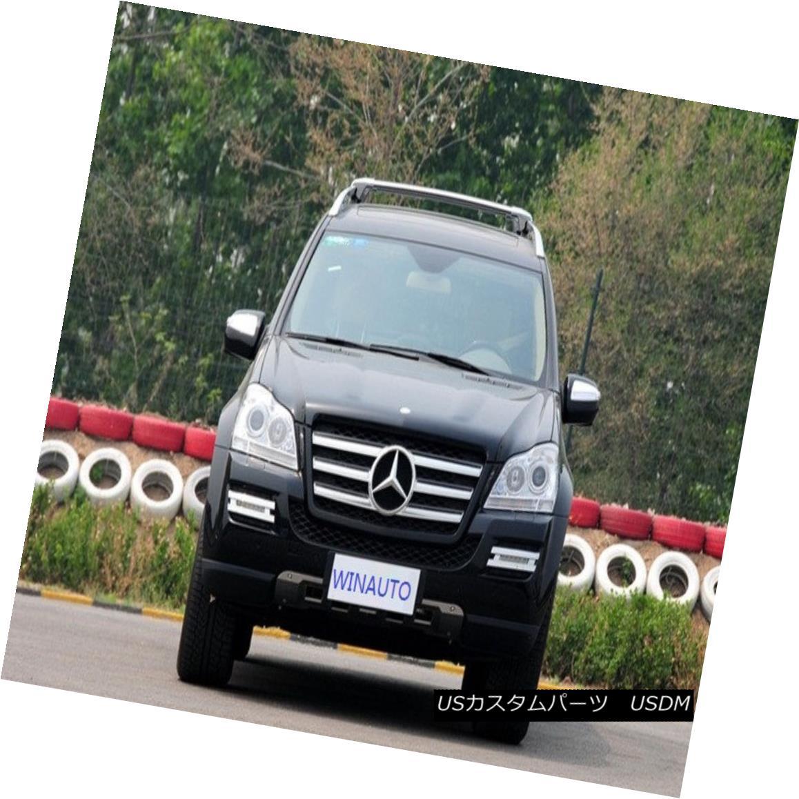 エアロパーツ DRL LED Driving Daytime Running Light/Lamp For Benz GL450 2006-2011 ベンツGL450 2006-2011のDRL LED昼間走行ライト/ランプ