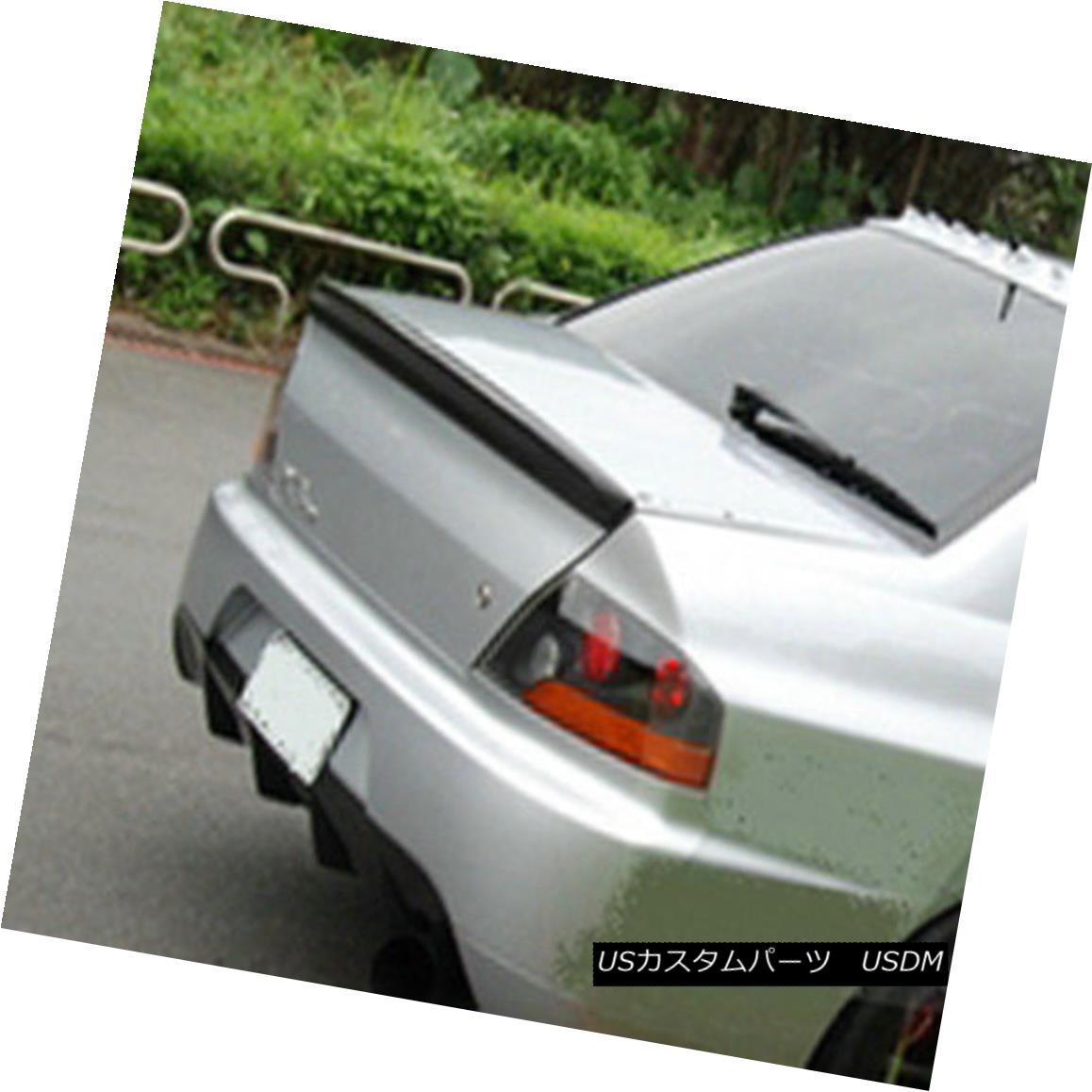 エアロパーツ ABC Rear Spoiler Wing Lip For EVO 7 8 9 Type 1 Carbon (need to move oe spoiler) EVO 7 8 9タイプ1カーボン用ABCリアスポイラーウイングリップ(oeスポイラーの移動が必要)