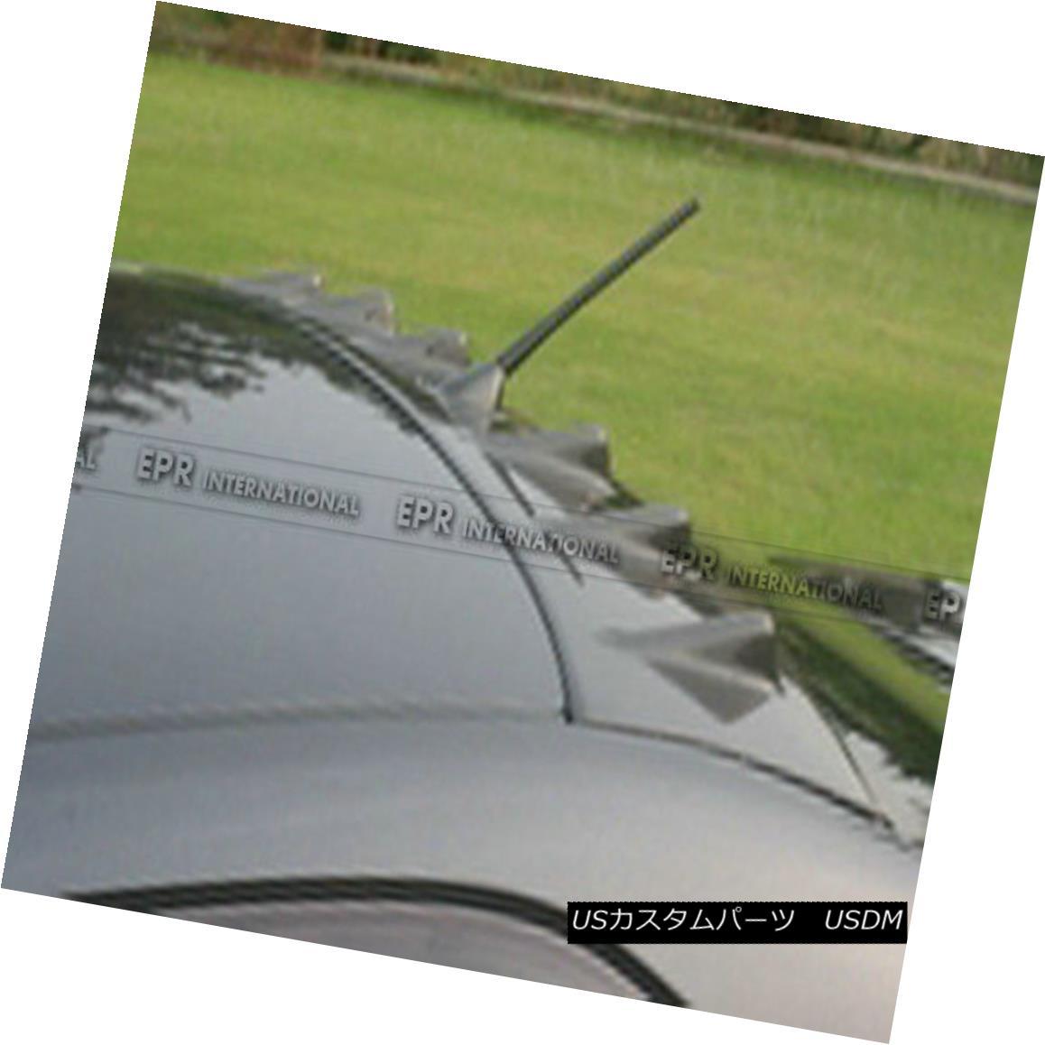 エアロパーツ AER Rear Roof Window Spoiler Wing Lip For LEXUS IS200 VTX Styling Generator Pop LERUS IS200 VTXスタイリングジェネレーターポップ用AERリアルーフウィンドウスポイラーウイングリップ