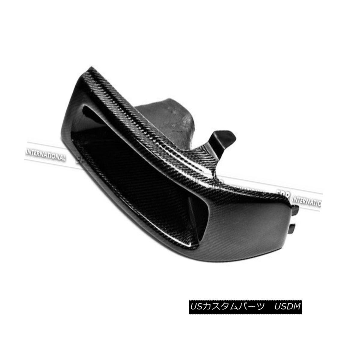 エアロパーツ Vented Headlight Air Duct LHS 1PCS For Mitsubishi Evolution EVO 5 6 Carbon Fiber 三菱エボリューションEVO 5 6カーボンファイバー用ベントドヘッドライトエアーダクトLHS 1PCS