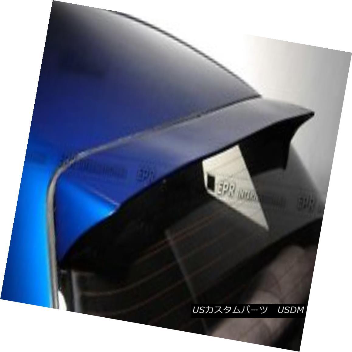 エアロパーツ Roof Spoiler Wing For Nissan Skyline R32 GTS GTR (2 Door ) DMX FRP Fiber 日産スカイラインR32 GTS GTR(2ドア)用ルーフスポイラーウイングDMX FRPファイバー