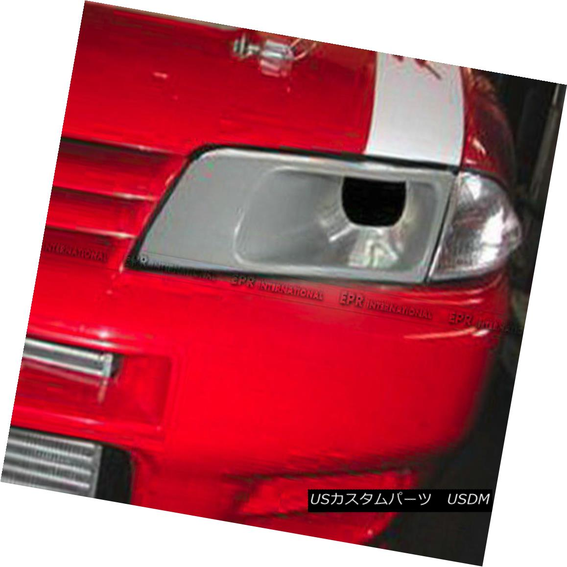 エアロパーツ AER FRP For Skyline R32 GTR GTS Vented Headlight Replacement Air Duct Intake LHS スカイラインR32 GTR GTSベント付きヘッドライト交換用エアーダクト吸入LHS用AER FRP