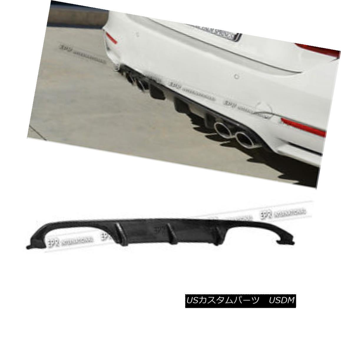 エアロパーツ ABC Rear Bumper Bottom Diffuser Lip Panel For BMW M4 ORI Styling Carbon Fiber BMW M4用ABCリアバンパーボトムディフューザーリップパネルORIスタイリングカーボンファイバー