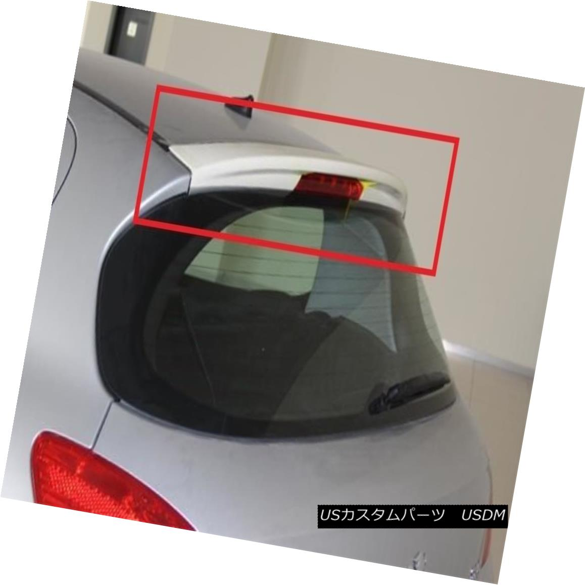 エアロパーツ PEUGEOT 308 3 OR 5 DOORS REAR ROOF SPOILER NEW PEUGEOT 308 3 OR 5 DOORSリアルーフスポイラーNEW