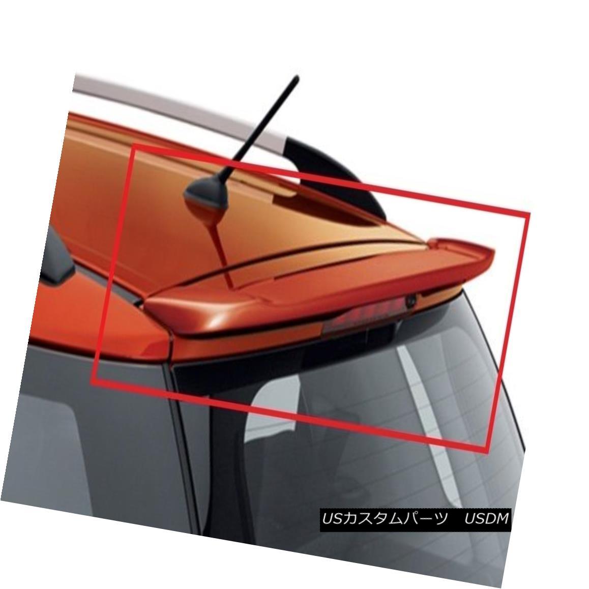 エアロパーツ SUZUKI SX4 / FIAT SEDICI REAR ROOF SPOILER NEW スズキSX4 /フィアットSEDICIリアルーフスポイラーNEW